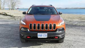 jeep black 2015 2015 jeep cherokee trailhawk test drive review