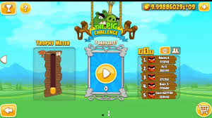 Challenge Angry Angry Birds Seasons The Pig Challenge Let S Play 4