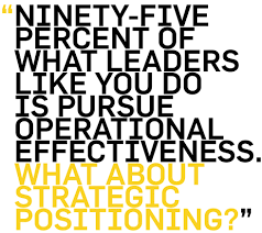 quotes leadership strategy michael porter quotes on leadership