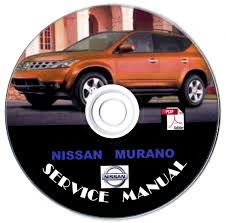 2007 nissan murano repair manual