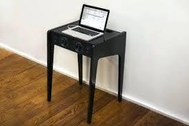 meuble pour ordinateur portable et petit bureau pour ordinateur portable table high tech pour