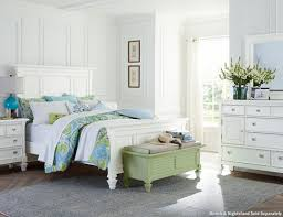 summer breeze bedroom set the summer breeze collection brings a country urban cottage style