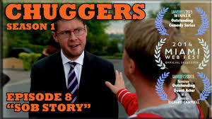 chuggers british comedy web series episode 8 sob story youtube