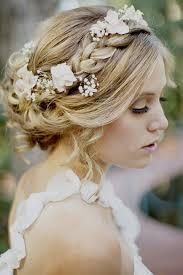boheme chic mariage tendance coiffure mariage boheme chic coiffure de mariage boh me