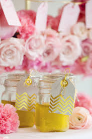 diy spa bridal shower favors treatments united with love