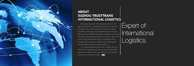 suzhou trusttrans international longistics