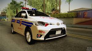 toyota avanza philippines toyota vios for gta san andreas