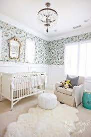 baby nursery decor white combination color hanging lamp nursery