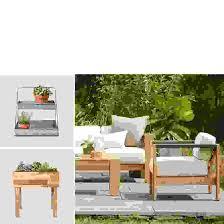 Smith And Hawken Teak Patio Furniture by Smith U0026 Hawken Target