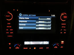 nissan altima 2013 tune up backup camera settings nissan forums nissan forum