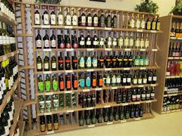 wineracks com u0027s mahogany wine racks in southern wine u0026 spirits