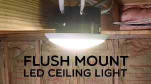How To Install A Flush Mount Ceiling Light New How To Install A Flush Mount Ceiling Light Dkbzaweb