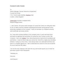 Formal Complaint Letter Against An Employee 49 employee complaint form letter templates template archive