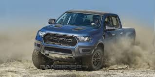 ranger ford 2018 new 2018 ford ranger raptor rendered ford authority