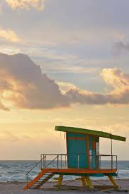 139 best south beach lifeguard stations images on pinterest