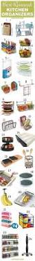 best 25 small kitchen organization ideas on pinterest storage 24 best reviewed kitchen organizers amazon prime organisation ideasorganizing