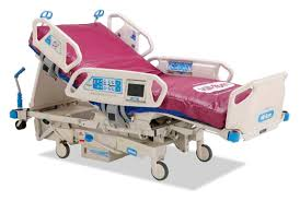 Hill Rom Hospital Beds Intensive Care Bed Electric Height Adjustable Medical