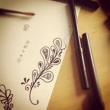 feather mandala drawing google search mandalas pinterest