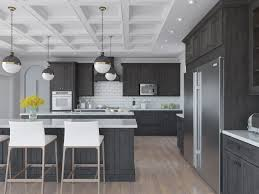 chocolate cabinets in kitchen precious home design