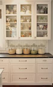 Glass Door Kitchen Cabinets Kitchen Cabinets With Glass Doors Great White Kitchen Cabinets