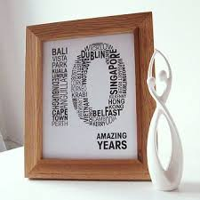 10th year anniversary gift 10 year wedding anniversary gift ideas b80 in images