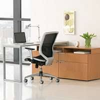 hon desks for sale voi l shaped desk with layering shelf by hon smart furniture