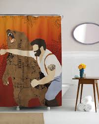 Doctor Who Shower Curtain 25 Hilarious Geeky Shower Curtains To Cheer You Up Each Morning