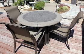 Tropitone Patio Furniture Clearance Floor Model Clearance Tropitone South Shore Patio Store