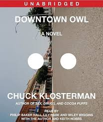 The Blind Owl Sparknotes Downtown Owl By Chuck Klosterman