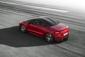 peugeot coupe rcz peugeot boss says no to a successor for the rcz coupe