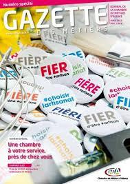 chambre des metiers schiltigheim calaméo la gazette des métiers avril 2015
