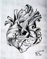 new school tattoo drawings black and white tattoo union jeremy art