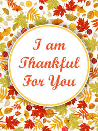 thanksgiving thank you cards 2018 happy thanksgiving thank you