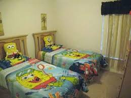Spongebob Bedding Sets Room Spongebob Bedding Set For Children Decorating Ideas