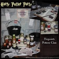 harry potter halloween feast background just sweet and simple harry potter mystery dinner party