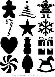 free printable christmas ornaments stencils 50 free printable christmas stencils cricut explore air 2