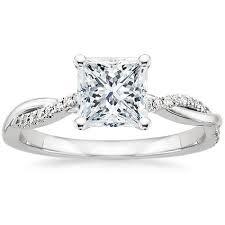 Circle Diamond Wedding Ring by 25 Best Circle Engagement Rings Ideas On Pinterest Circle