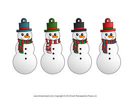 free snowman clipart template printable coloring pages