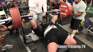 15 world record raw bench strength and combat athletes