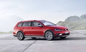 volkswagen old red 2017 golf alltrack commercials have the old spice crazy outdoors