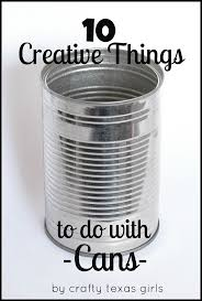Halloween Crafts For Girls by Recycled Halloween Crafts For Kids Made Of Old Tin Cans Easy Diy