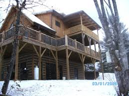 rustic log cabin rural private cabins for rent in otto north