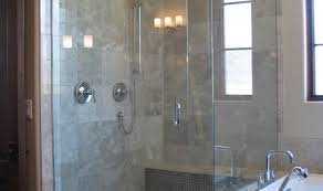 shower beautiful walk in tile shower black and white walk in