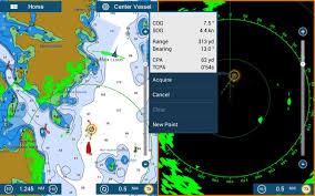 Doppler Radar Map Panbo The Marine Electronics Hub Testing Furuno Drs4d Nxt Solid