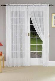 Patio Door Net Curtains Archive By Curtain Bonafeed