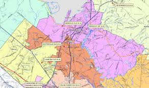 Berkeley Map Berkeley County District Map Image Gallery Hcpr