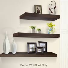 Floating Kitchen Shelves by Grande Wall Shelf
