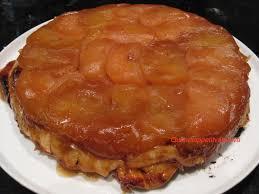 recette cap cuisine une recette de tarte tatin recette cap pâtisserie quand l