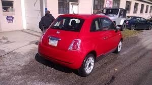 2012 fiat 500 pop automobile harmony pennsylvania n a