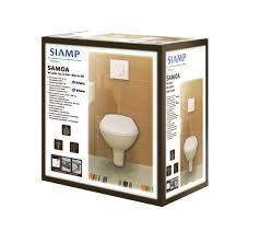 Flotteur Wc Suspendu by Siamp Samoa Wall Hung Wc Pack Niko Bathrooms